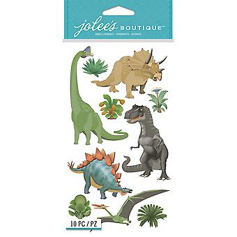 Jolee's Boutique Dimensional Stickers-Dinosaurs