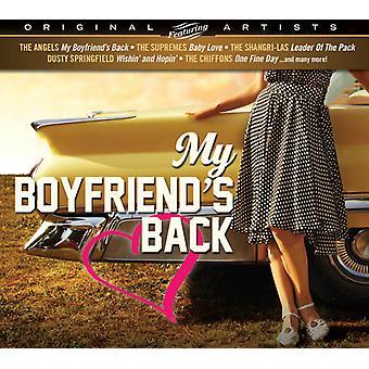 Forskellige kunstner - min kærestes Back [CD] USA importerer