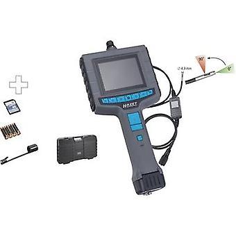 Hazet 4812-10/4S Endoscope Probe diameter: 4.9 mm Probe length: 100 cm Auto-switch off