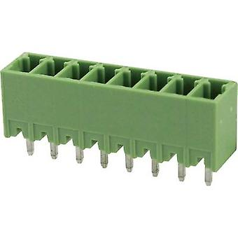 Degson Socket enclosure - PCB Total number of pins 12 Contact spacing: 3.5 mm 15EDGVC-3.5-12P-14-00AH 1 pc(s)