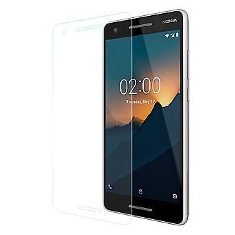 Nokia 2.1 Displayschutzfolie 9H Verbundglas Panzer Schutz Glas Tempered Glas