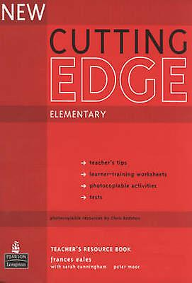 nouveau Cutting Edge EleHommestary Teachers Book and Test Master CDROM Pack by Frances Eales