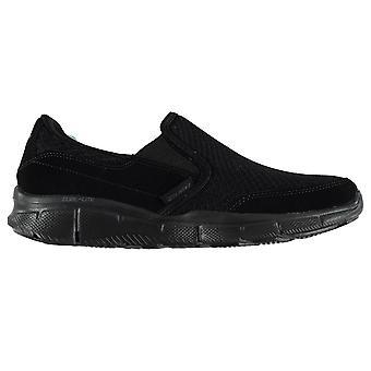 Skechers barn lika prestanda skor juniorer Slip på utbildare Lightweight