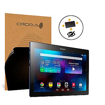 Celicious Privacy Plus 4-Way Anti-Spy Filter Screen Protector Film Compatible with Lenovo TAB 2 A10-30