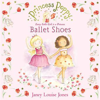 Prinses Poppy - Ballet schoenen door AMA Louise Jones - 9780552561273 Bo