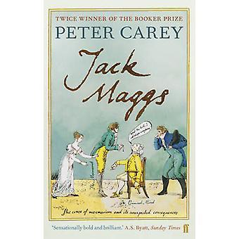 Jack Maggs por Peter Carey - libro 9780571270170