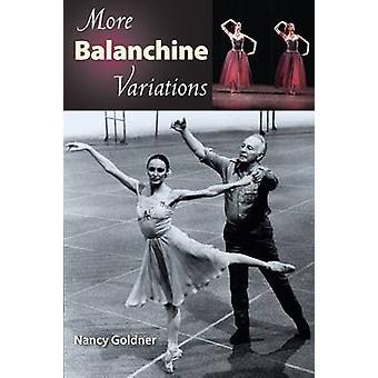 Plusieurs Variations de Balanchine par Nancy Goldner - livre 9780813037530