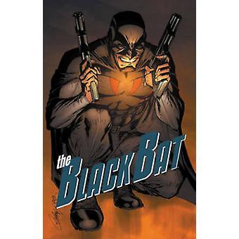 Black Bat - Omnibus by Brian Buccellato - J. Scott Campbell - Ronan Cl
