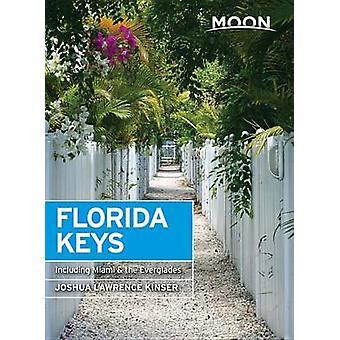 Les Keys de Floride lune - y compris Miami & les Everglades par Joshua Lankester