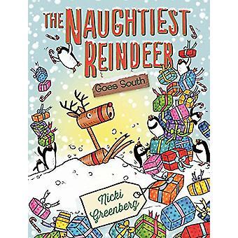 Naughtiest renarna går söderut av Nicki Greenberg - 9781760293116