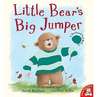 Puente grande del pequeño oso por David Bedford - Caroline Pedler - 9781845