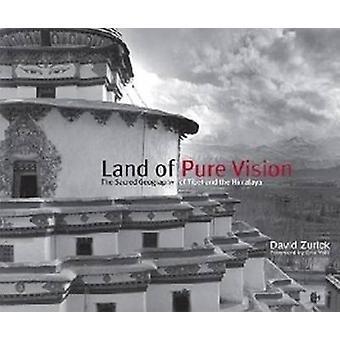 Terre de Pure Vision - la géographie sacrée du Tibet et l'Himalaya b