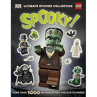 LEGO Spooky! Ultimata klistermärke samling (Ultimate klistermärken)