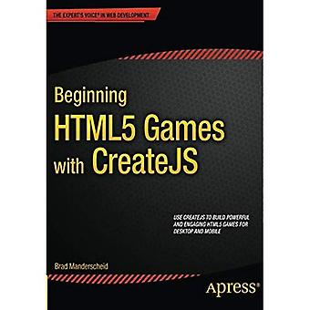 Beginning Html5 Games with�Createjs