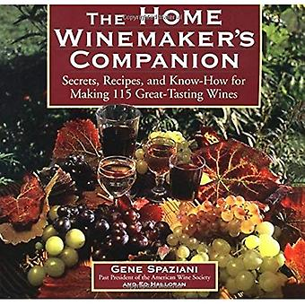 Home Winemaker's Companion: Secrets, Recipes, and Know-How for Making 115 Great-Tasting Wines.