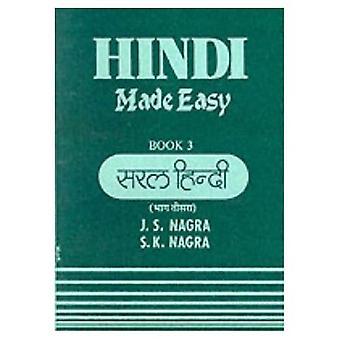 Hindi Made Easy: Bk. 3 (GCSE Series)