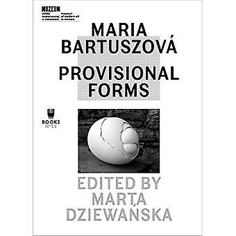 Maria Bartuszova: Formas provisórias (Museu de arte moderna em Varsóvia - Museu em construção)