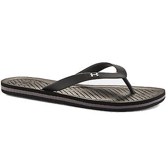 Onder pantser Mens Atlantische Dune Comfort Flip Flop sandalen