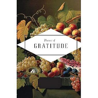 Poems of Gratitude (Everyman's Library POCKET POETS)