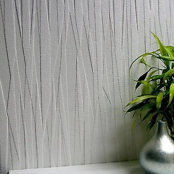 Paintable Wallpaper Luxury Textured Vinyl Folded Paper Walls Ceilings Anaglypta