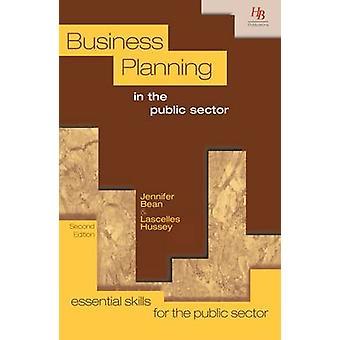Affärsplanering inom den offentliga sektorn av Bean & Jennifer
