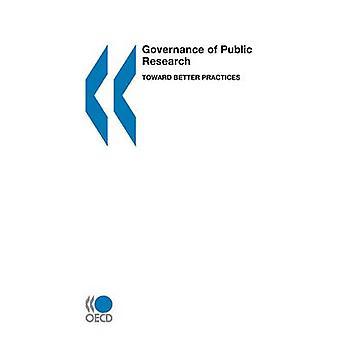 Governança da investigação pública na direção de melhores práticas da OCDE publicando