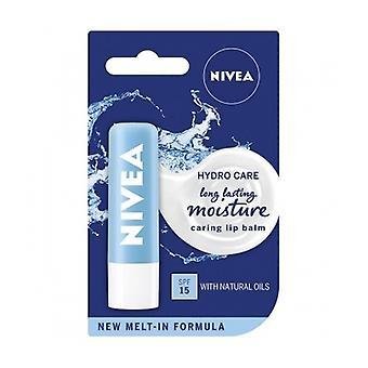 Nivea Hydro Care Lip Balm Spf15 5.5Ml