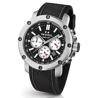 TW Steel Ts10 Simeon Panda Limited Edition mens watch 48 mm