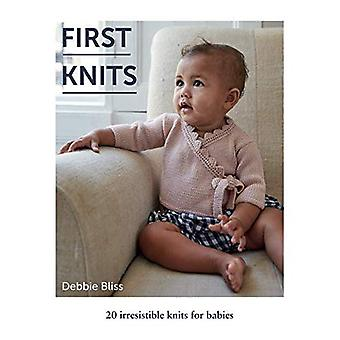 First Knits: 20 irresistible knits for your� baby