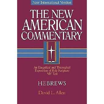 Hebrews by David L Allen - 9780805401356 Book