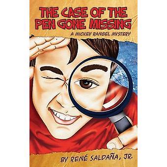 The Case of the Pen Gone Missing/El Caso de La Pluma Perdida - A Micke