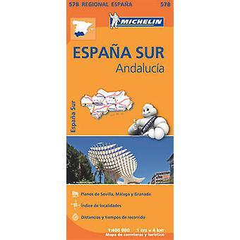 Andalucia - 9782067184459 Book