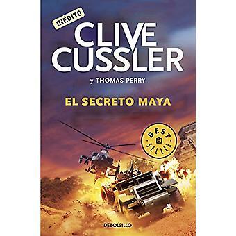 El Secreto Maya by Clive Cussler - 9788466334853 Book