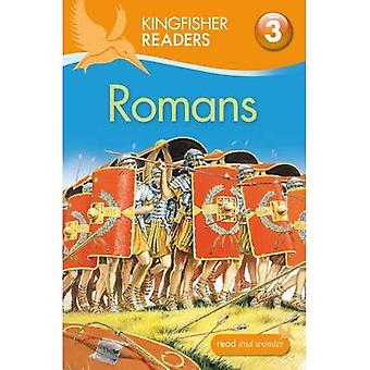 Kingfisher Readers: Romans (Level 3: Reading Alone with Some Help) (Kingfisher Readers Level 3)
