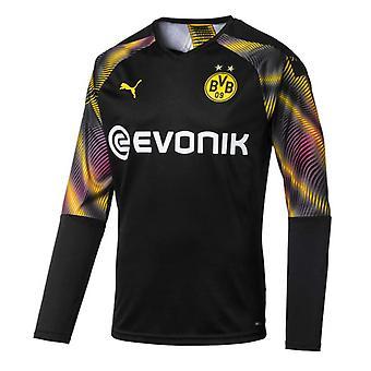2019-2020 Borussia Dortmund Third Goalkeeper Shirt (Black)