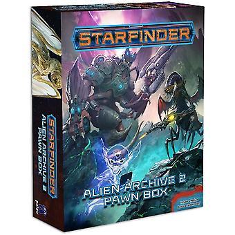 Starfinder Pawns Alien Archiv 2 Pawn Box Board Game
