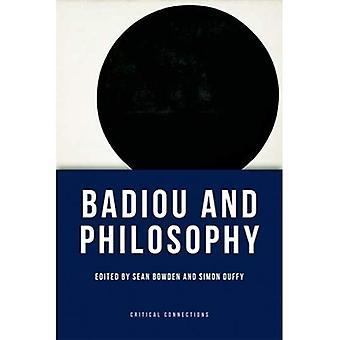 Badiou et philosophie