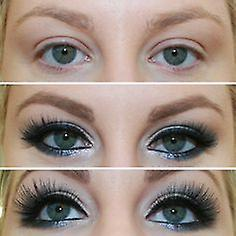 Pair of Eyelashes with Human Hair | Inspired by the Iconic #43