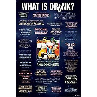Poster - What is Drunk? - 24
