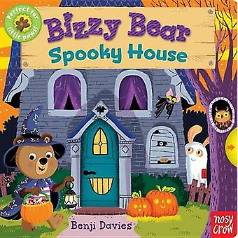 Bizzy Bear - Spooky House by Nosy Crow - 9780763693275 Book