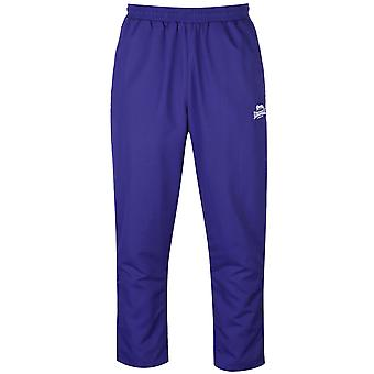 Lonsdale Mens Poly Bottoms Trousers Pants