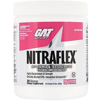 GAT Sport Nitraflex Testosteron Pulver