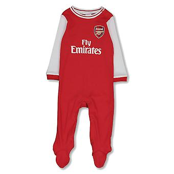 Arsenal FC Baby Kit Sleepsuit | 2019/20 Season