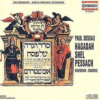P. Dessau - Dessau: Hagadah Shel Pessach [CD] USA import