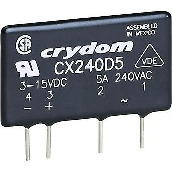 CRYDOM CXE240D5 Solid State NIPPE PCB Last relé