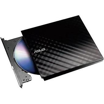 External DVD writer Asus SDRW-08D2S Retail USB 2.0