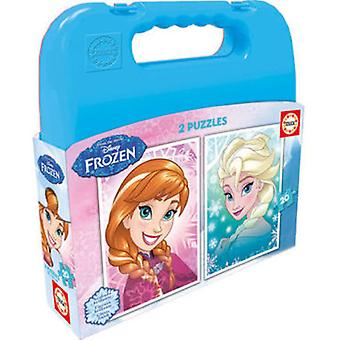 Educa Puzzle Frozen 2x20 Pieces (Toys , Boardgames , Puzzles)