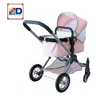 Decuevas Love Stroller (Toys , Dolls And Accesories , Baby Dolls , Strollers)
