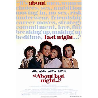 About Last Night   Movie Poster Print (27 x 40)