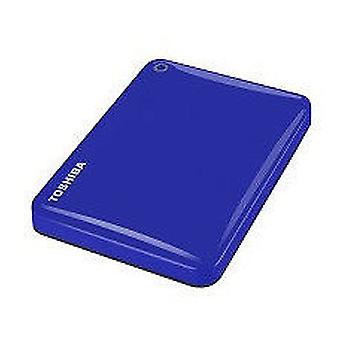 Toshiba canvio connect external hard drive 2TB 2000GB ii blue